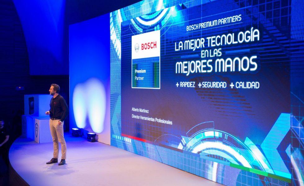 BOSCH celebró un evento con sus clientes de España y Portugal