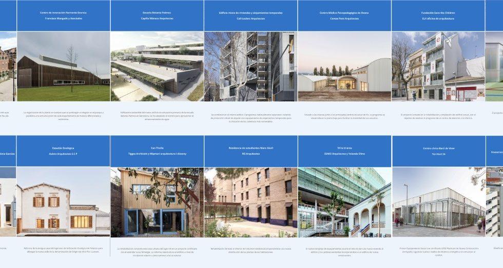Cuenta atrás para entregar el Premio MAPEI a la Arquitectura Sostenible 2018