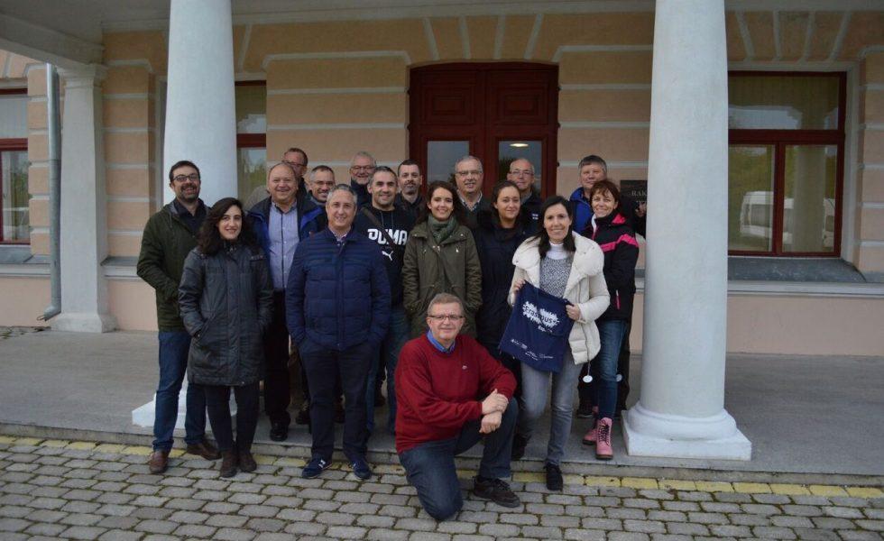 ILVA, socio del proyecto ERASMUS+ FUTUREfacing, visita Estonia