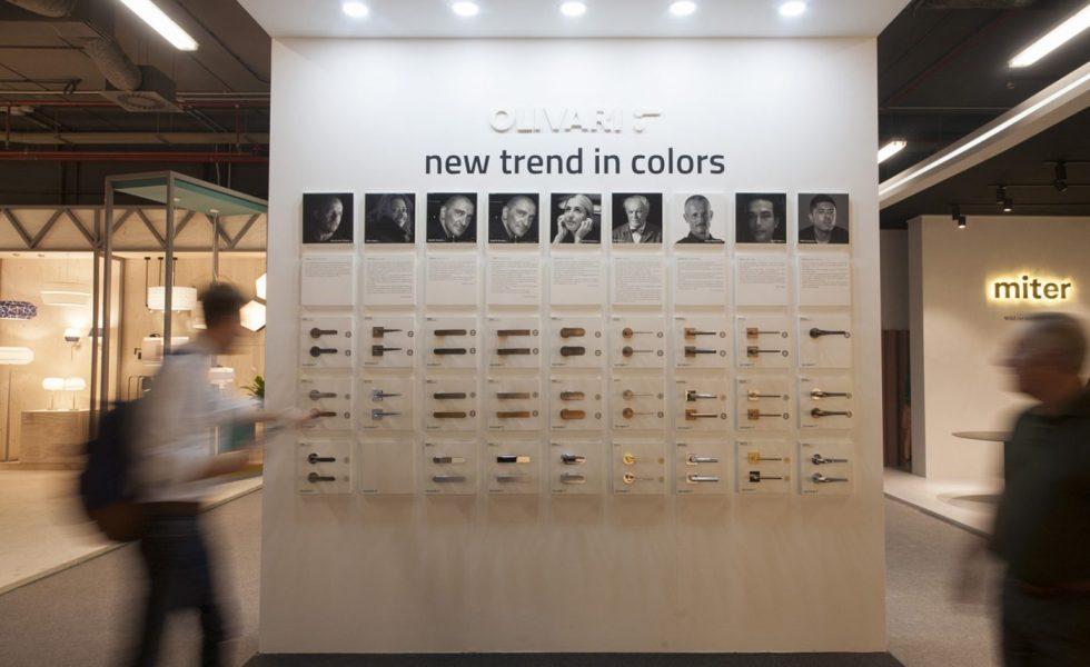 «The new trend colors» y «Guilloche. Joyas para la casa», nuevas propuestas de OLIVARI