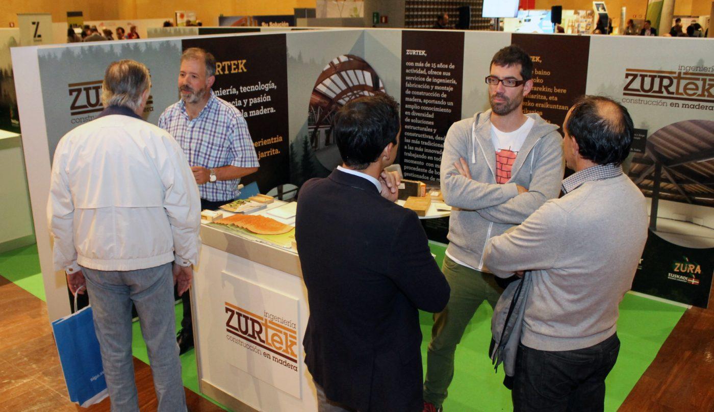 ZURTEK: Un estructurista de madera completo