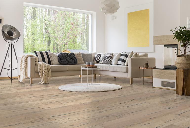 LOSAN lanza su nueva marca de suelos: Step & Wall