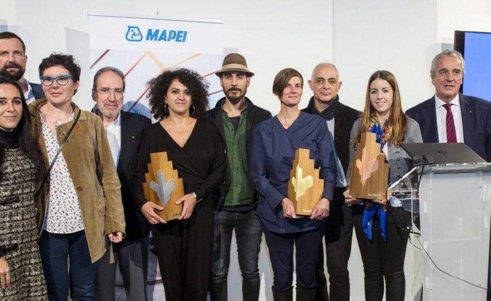 MAPEI premia a los mejores proyectos de arquitectura sostenible