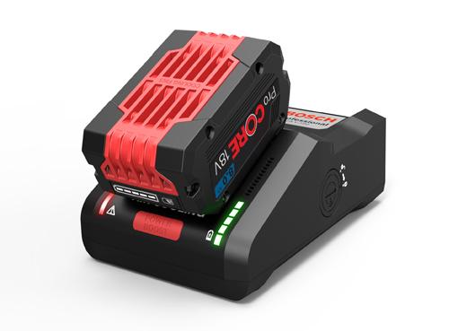 Nueva gama de baterías ProCORE18V de BOSCH para profesionales