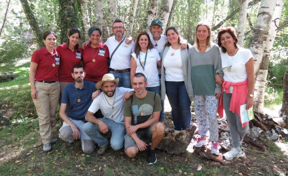 Finaliza con éxito el proyecto EMPLEA MADERA destinado al sector forestal
