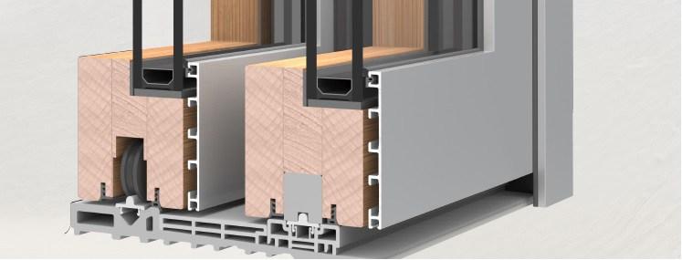 Maderas GARDEA amplía su gama de ventanas con el sistema HS-DUAL