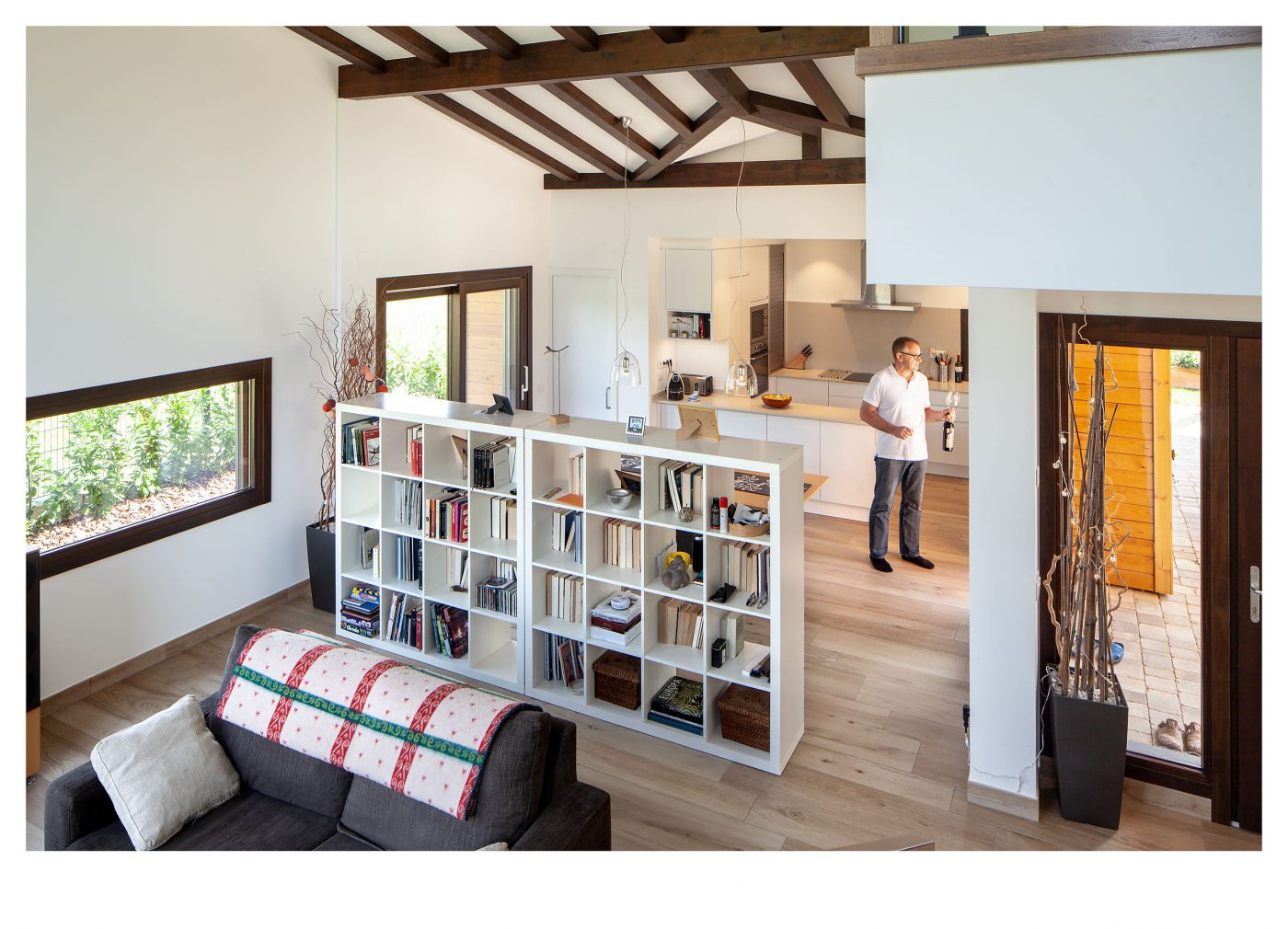 Las casas biopasivas toman protagonismo en Barcelona