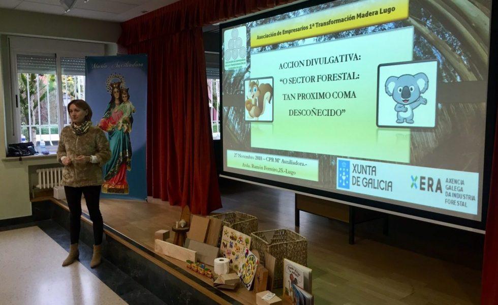 LUGOMADERA organiza una jornada sobre Compensación de Huella de Carbono