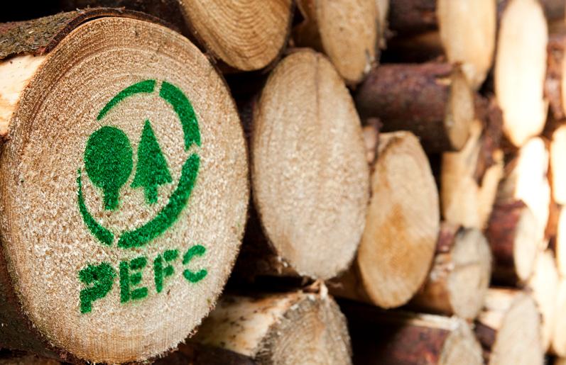 PEFC promueve el uso de madera certificada en BB Construmat 2019