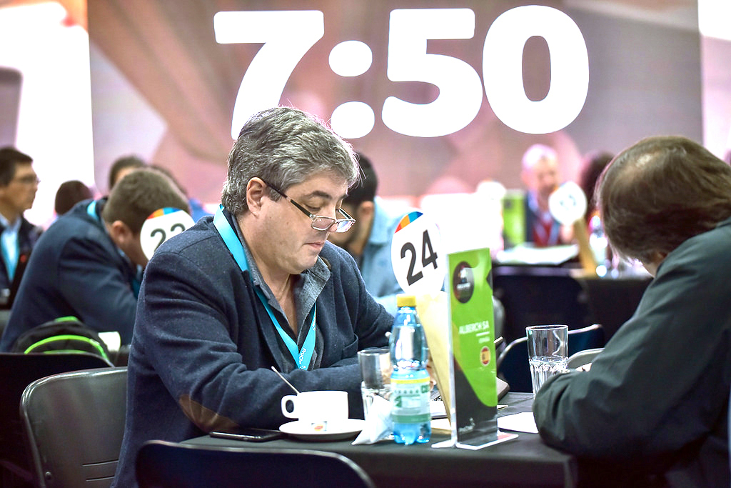 Aeim participa en el encuentro de negocios de prochile en comad 2018 madera sostenible es un - Maderas alberch ...