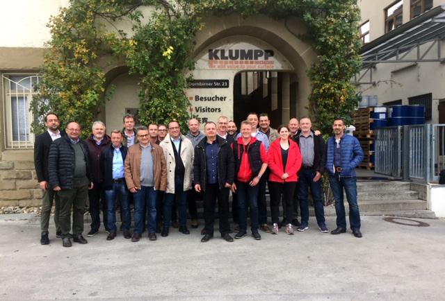 KLUMPP Coatings ha celebrado su Convención Anual Europea