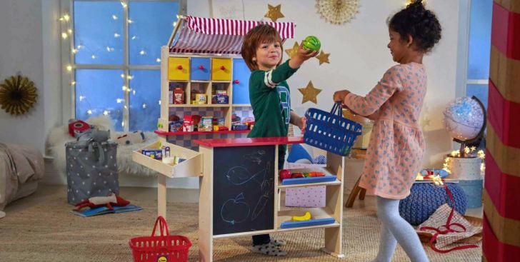 LIDL vuelve a triunfar con su colección de juguetes de madera