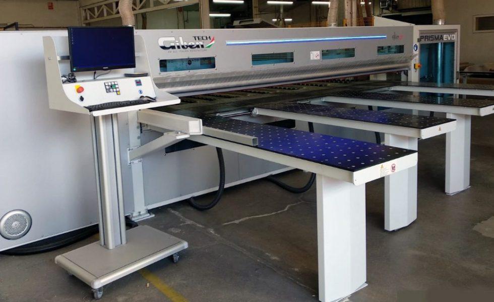 TEISA incorpora a su fábrica una seccionadora GIBEN, suministrada por MAESMA