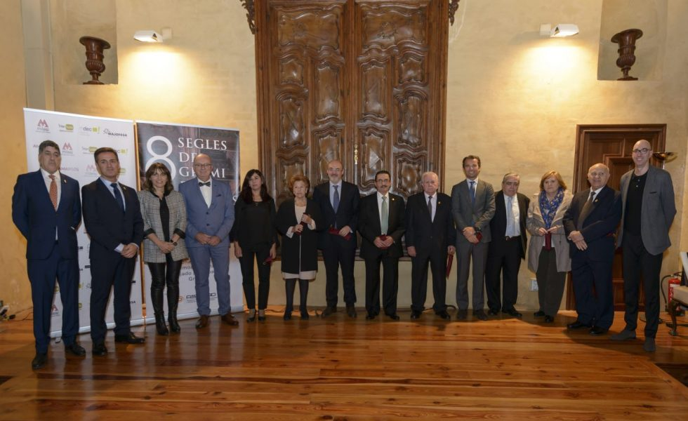 El GREMI DE FUSTERS de Valencia celebró sus ocho siglos de historia
