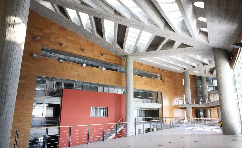 IDEATEC realiza el acondicionamiento acústico del Ayuntamiento de Tesalónica (Grecia)