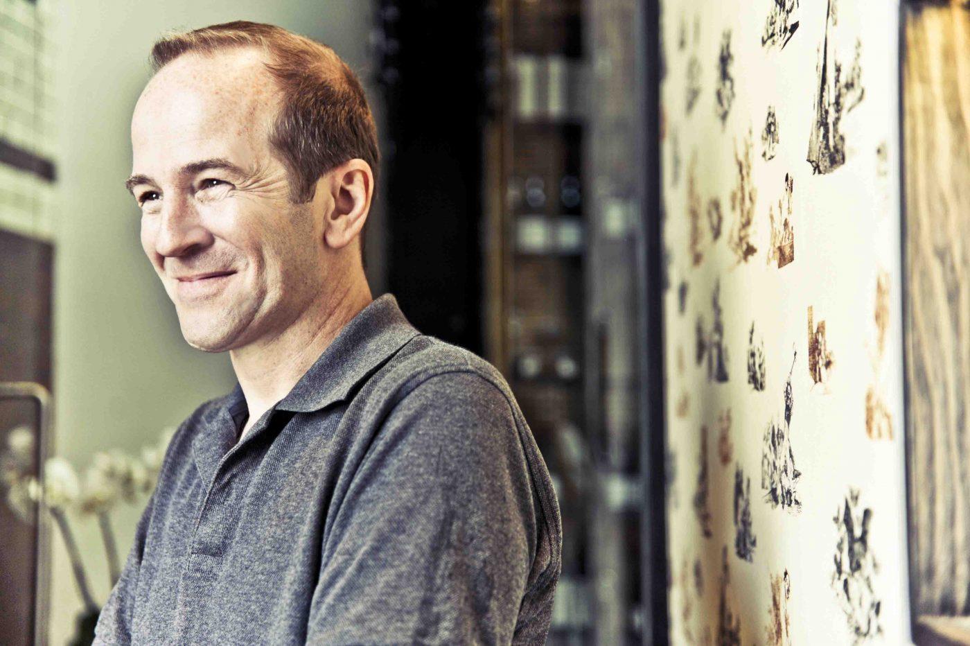 Andrew Waugh estará presente en el Madrid Design Festival