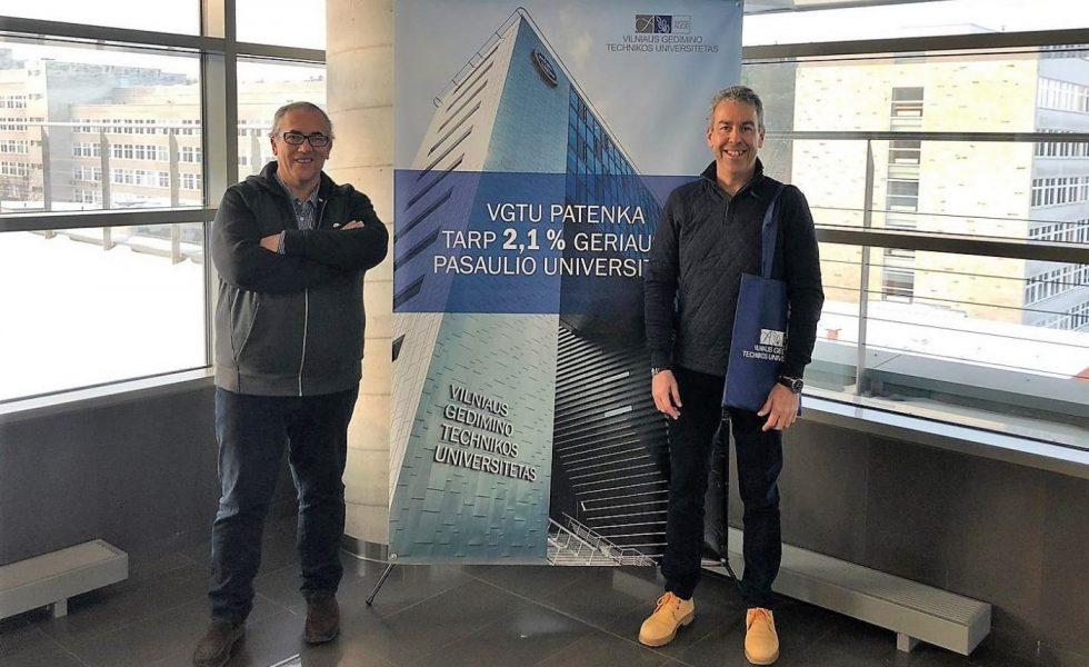 HOUSE HABITAT participa en el proyecto europeo KnoWood