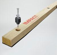 El sistema acústico IMPACT revoluciona el enrastrelado de madera