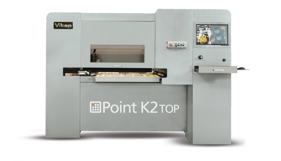 Software BAR NESTING de la Point K2 TOP, de VITAP
