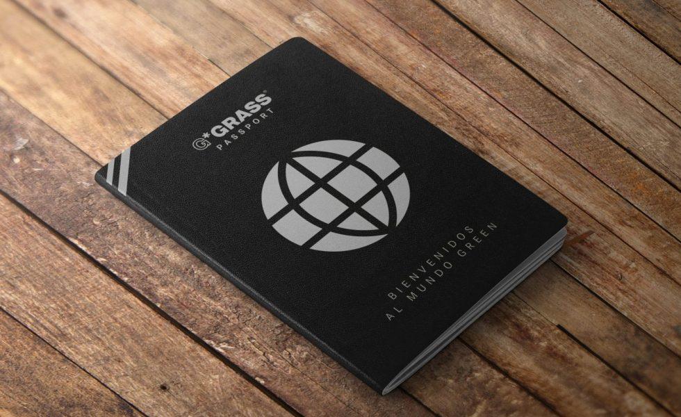 GRASS crea un pasaporte para acompañar en las ferias