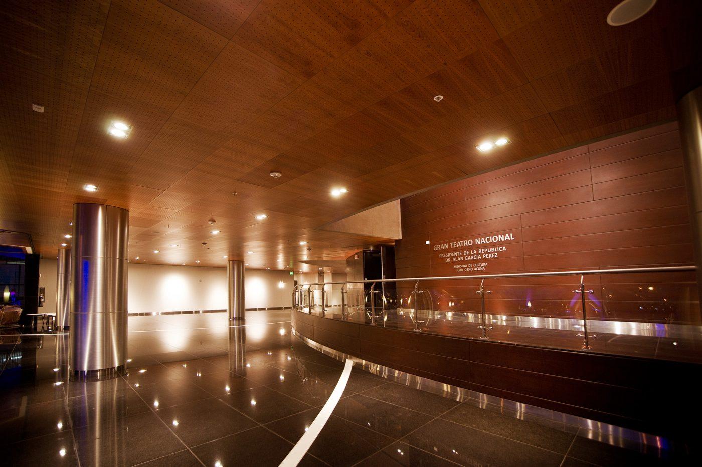 Ventajas del revestimiento en interior con paneles de madera fonoabsorbentes