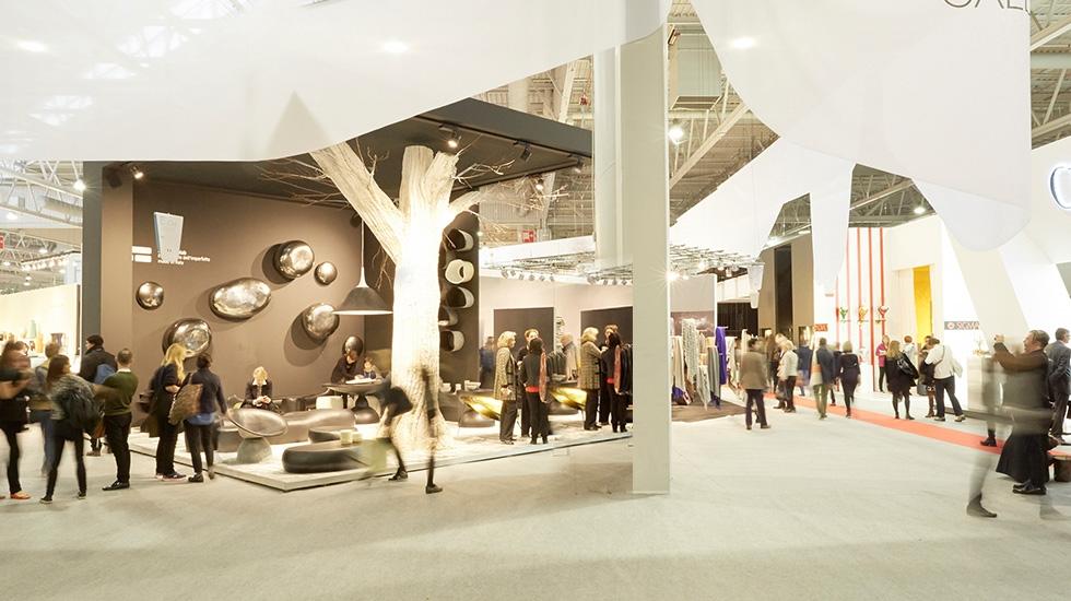Un total de 22 empresas españolas del mueble y la decoración han expuesto en París