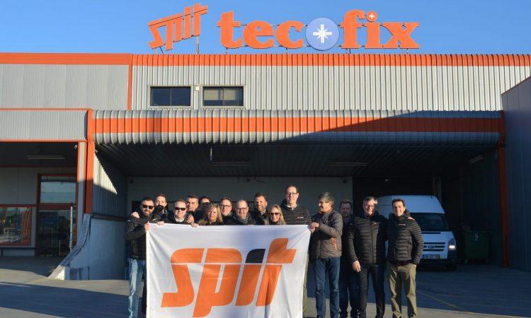 SPIT PASLODE celebró el meeting de inicio de año en Portugal