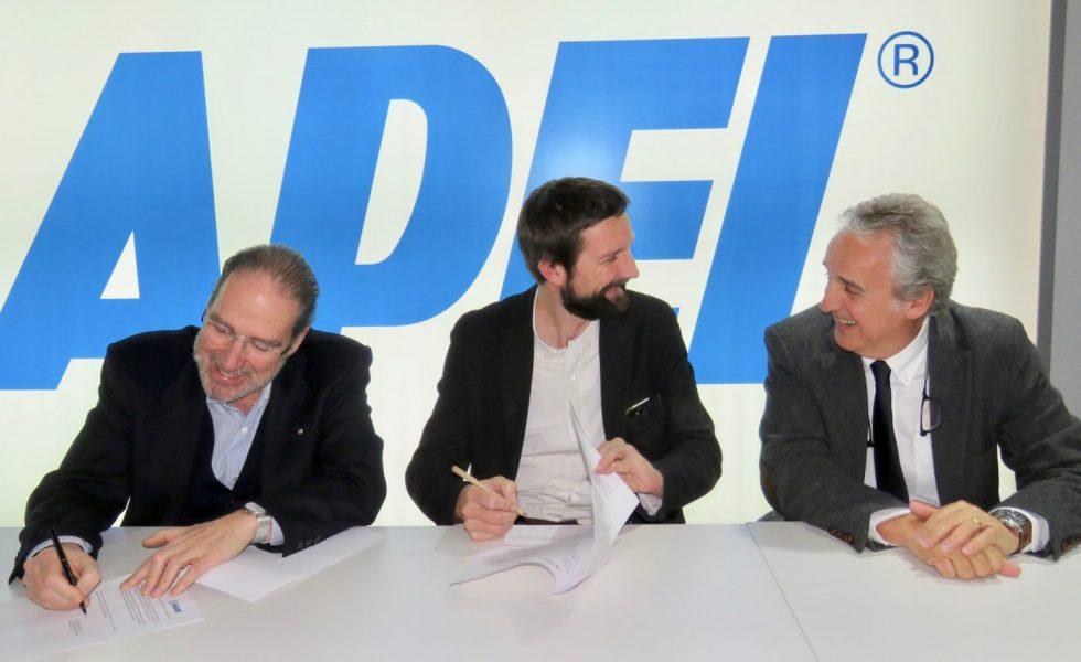 MAPEI y el GBCe firman un nuevo convenio de colaboración y compromiso con la sostenibilidad