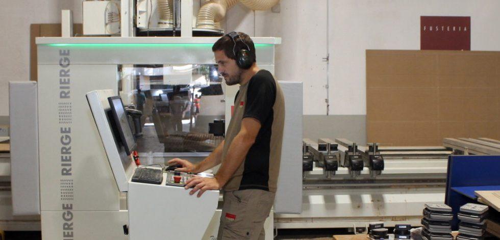 ROCA FITÓ propulsa su capacidad de producción con una COMBI de RIERGE