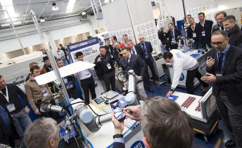 Más de 2.500 personas visitaron la «Smart&Human Factory» de SCM