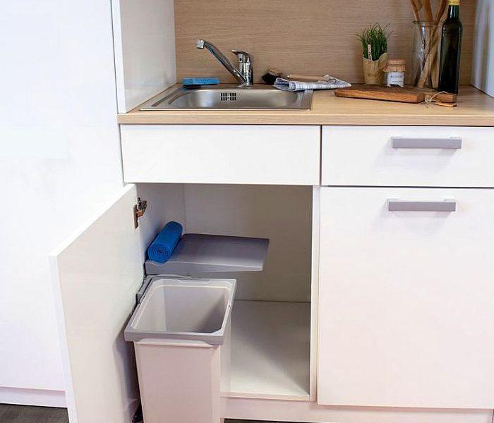 VS ENVI Single: Sistema de separación de residuos que ahorra espacio