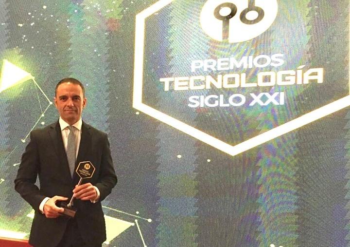 CETEM es galardonado en los Premios de Tecnología Siglo XXI