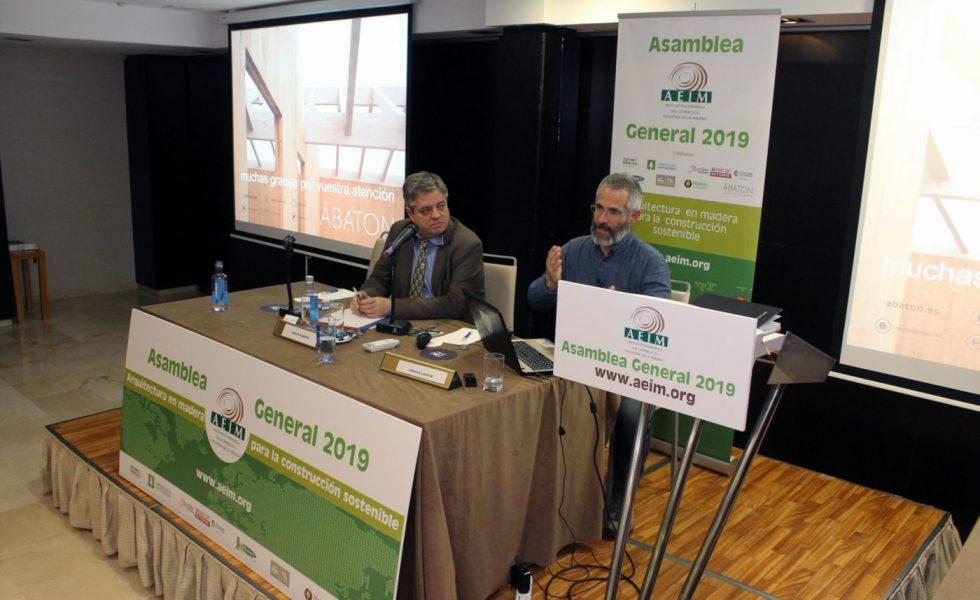 AEIM promueve la arquitectura en madera, para una construcción sostenible