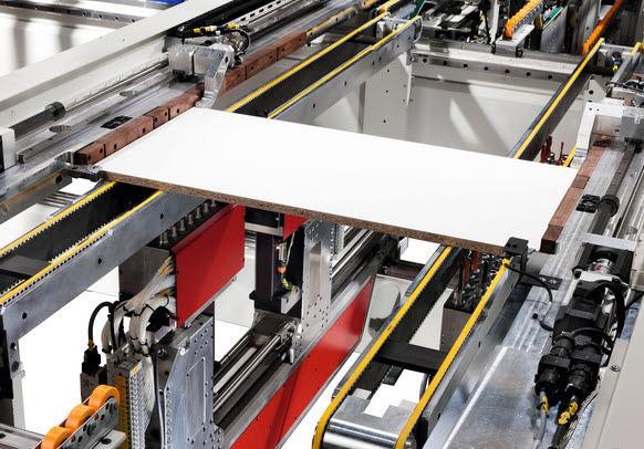 Las exportaciones de maquinaria alemana para la madera crecieron un 4% en 2018