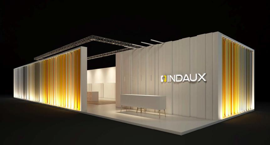 INDAUX potenciará en interzum la capacidad industrializadora y el desarrollo de producto