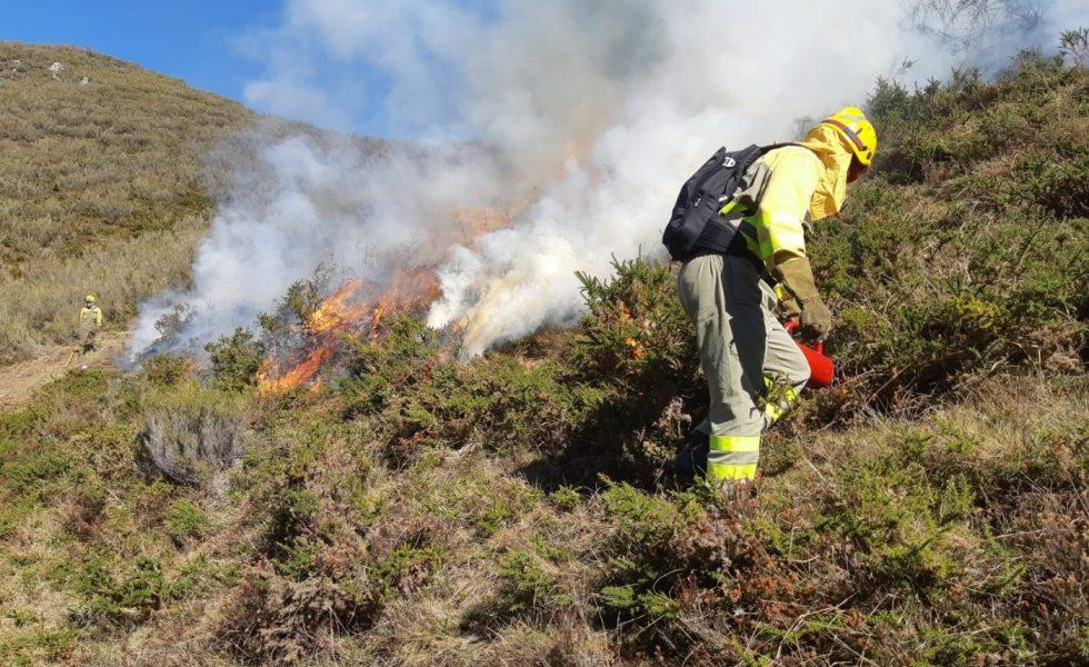 Los incendios forestales en la cornisa cantábrica: crónica de una tragedia anunciada