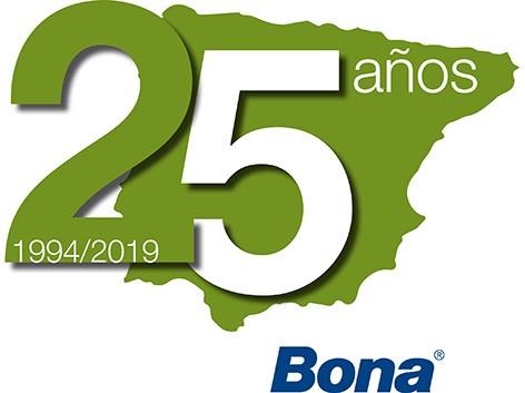 BONA celebra su 25 aniversario en España