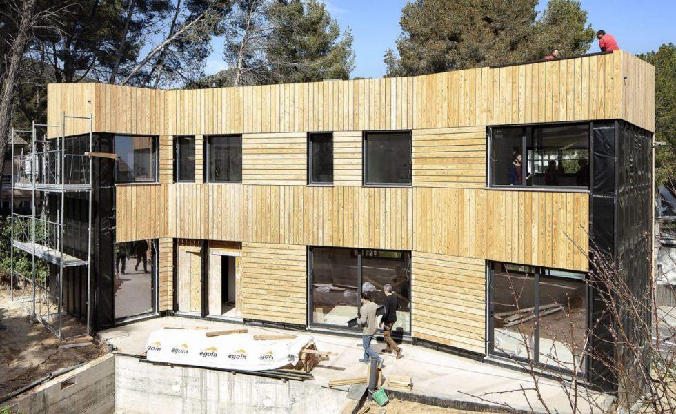 """""""Nadie duda de las bondades de la madera como material de construcción"""""""