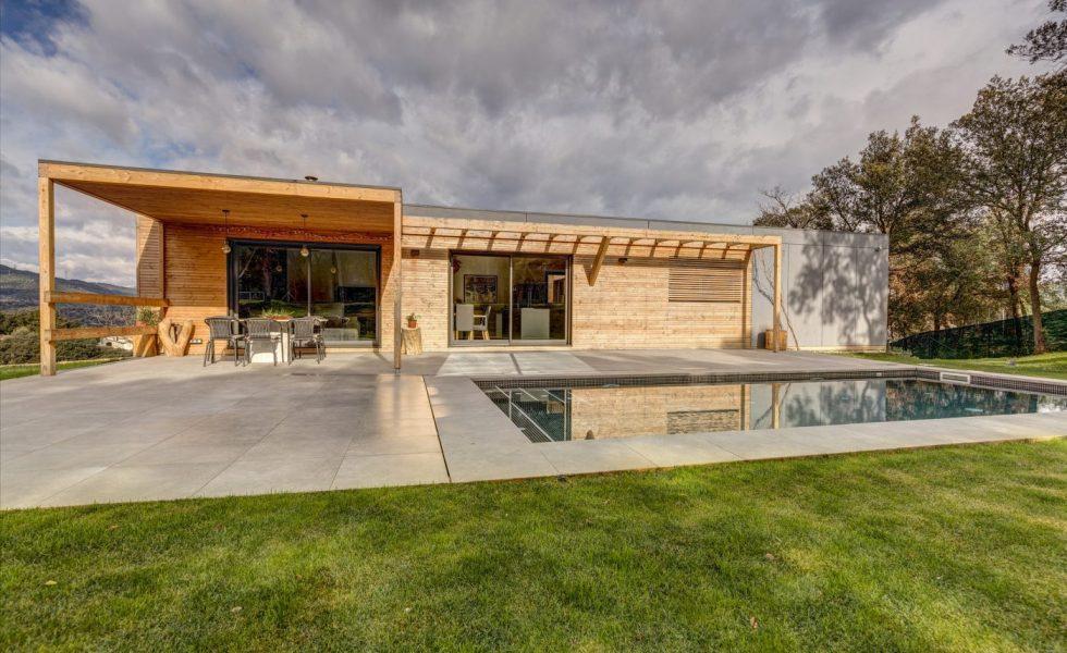 ARQUIMA construye una vivienda que innova en sostenibilidad