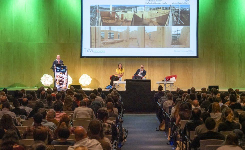EGURTEK: Cita con la arquitectura y técnicas de la madera
