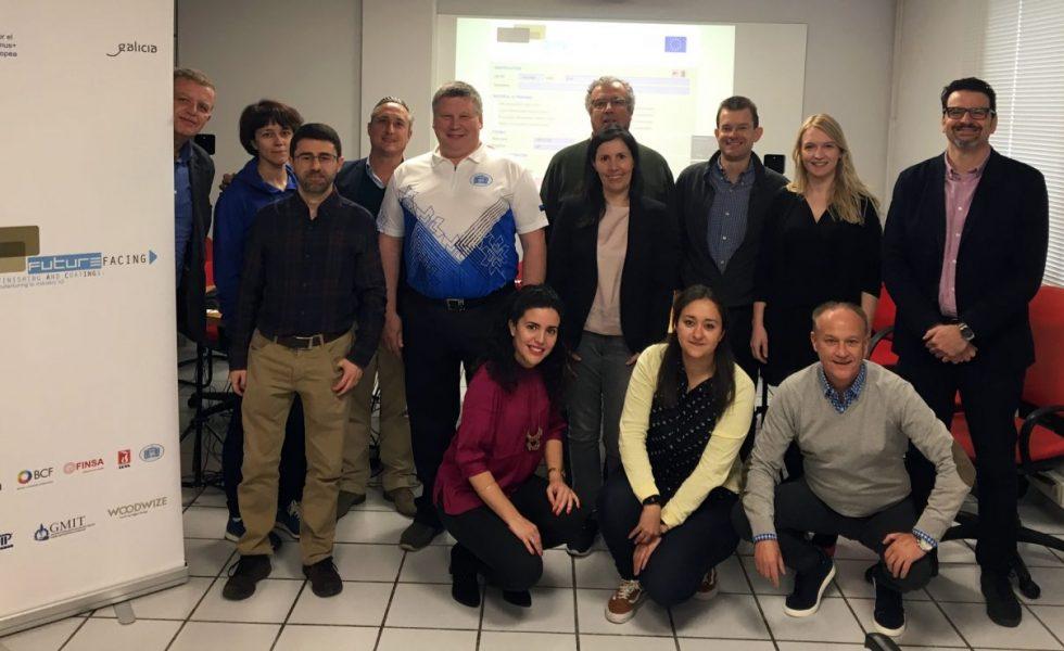 Los socios del proyecto ERASMUS+ FUTUREfacing planifican en ILVA su recta final
