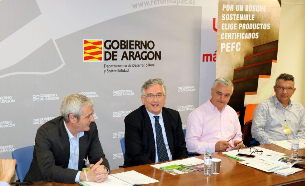 PEFC España debate sobre las oportunidades y retos del sector forestal en la bioeconomía circular