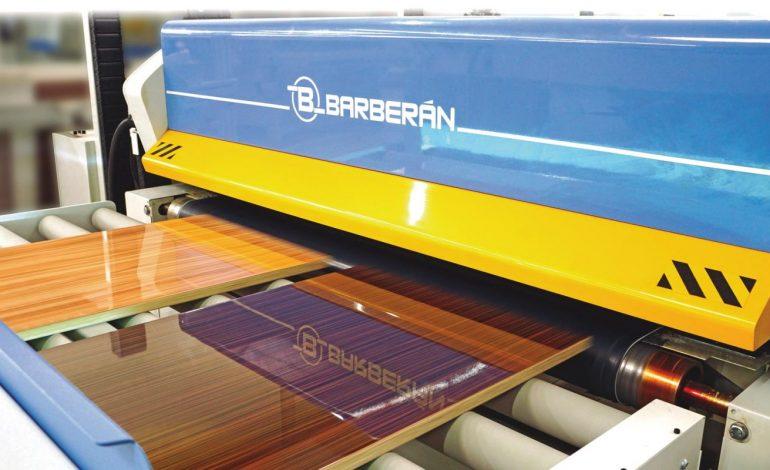 Nuevos sistemas de fabricación BARBERAN para acabados de tendencia como el «soft touch», súper mate y el alto brillo