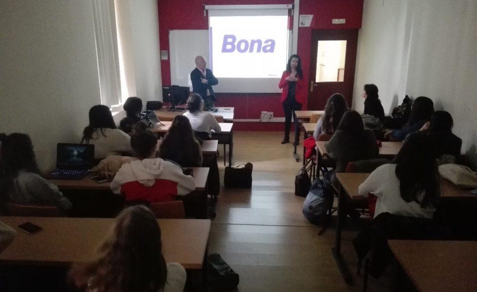 BONA imparte una Master Class en la Universidad Nebrija