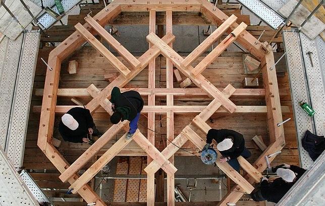 Diez carpinterías optan al Premio de las Artes de la Construcción de Richard H. Driehaus