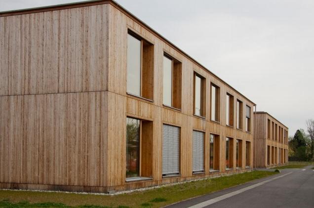 La jornada «Arquitectura en Madera» mostrará las ventajas constructivas del uso de la madera
