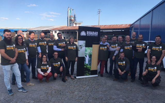 PALLMANN celebró un evento de formación junto a RIBADAO