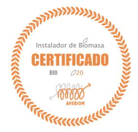AVEBIOM ofrece el sello de «Instalador de Biomasa Certificado»