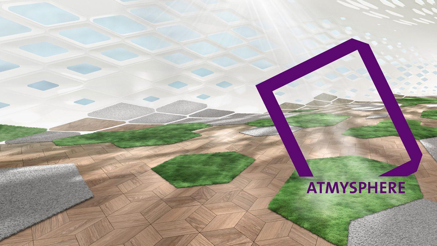 ATMYSPHERE, tema principal para DOMOTEX 2020