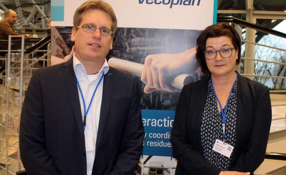 VECOPLAN mostrará en LIGNA sus versátiles soluciones de trituración, transporte y almacenamiento